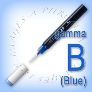 VARIOUS INK –  B-Blue