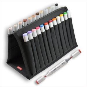 COPIC Sketch – Starter Set (Edizione limitata) 24 colori