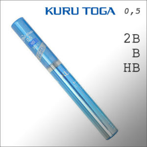Mine Uni Kuru Toga 0,5mm