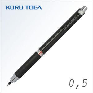 Portamine Uni Kuru Toga Rubber Grip M5-656 0,5mm