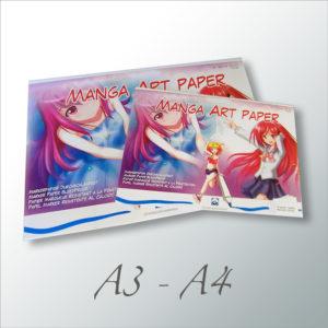 Schoellershammer Manga Art Paper