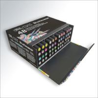Winsor & Newton BrushMarker – set 48 colori