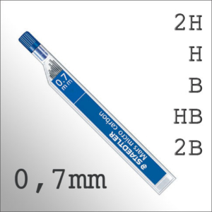 Mine Staedtler Mars Micro Carbon 0.7mm