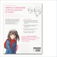 VOLUME-DISEGNARE-VOLTI-MANGA-RETRO