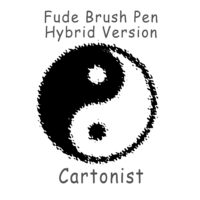 brush-pen-white-Hybrid-Version