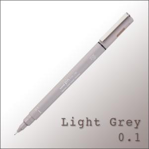 Drawing Pen Light Grey – Uni