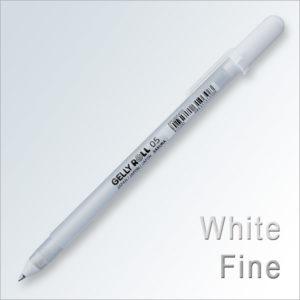 GELLY ROLL Bianco Fine 05