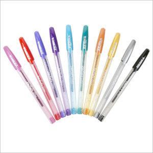 Glitter pens Zebra