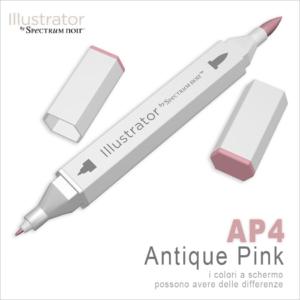 Spectrum Noir – Illustrator – AP4 Antique Pink