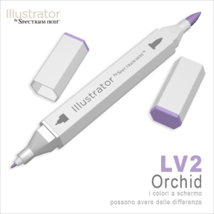 Spectrum Noir – Illustrator – LV2 Orchid