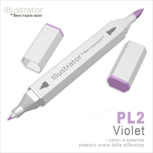 Spectrum Noir – Illustrator – PL2 Violet