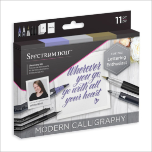 Spectrum Noir Discovery Kit – Modern Calligraphy