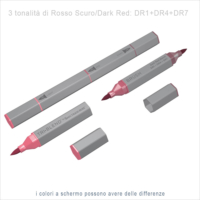 2-ROSSO-SCURO-TriBlend-Brush-3pc