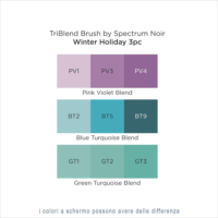 2-Winter-Holiday-TriBlend-Brush-3pc