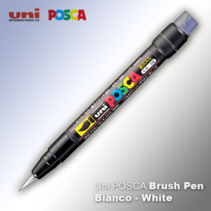 POSCA fude PCF-350 – Brush Pen